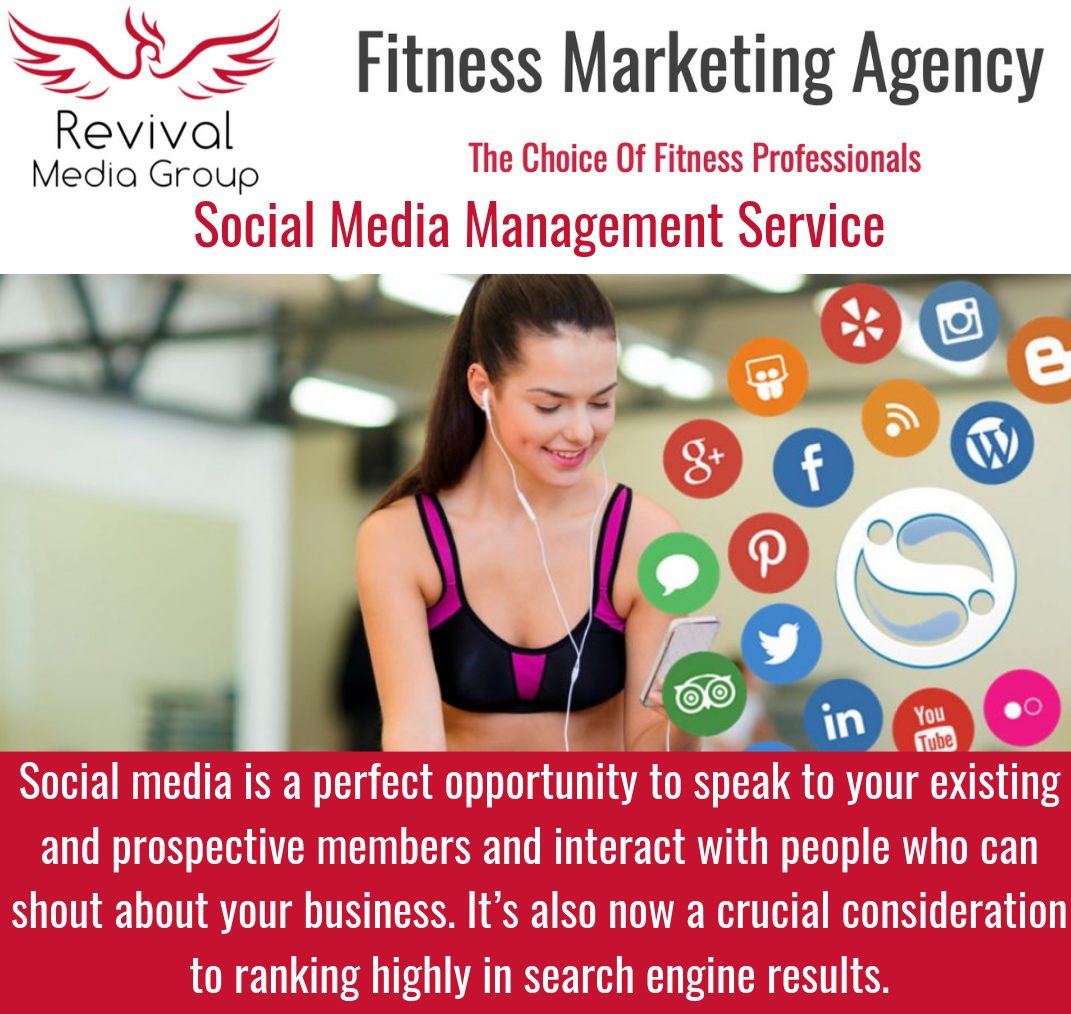 Social Media For Fitness Professionals