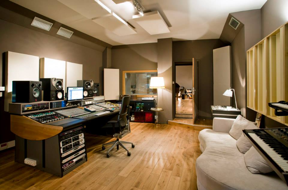 MIKROKOSM - RECORDING STUDIOS