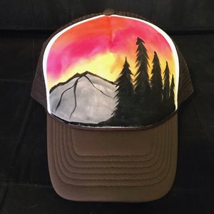 Mountain Trucker hat class