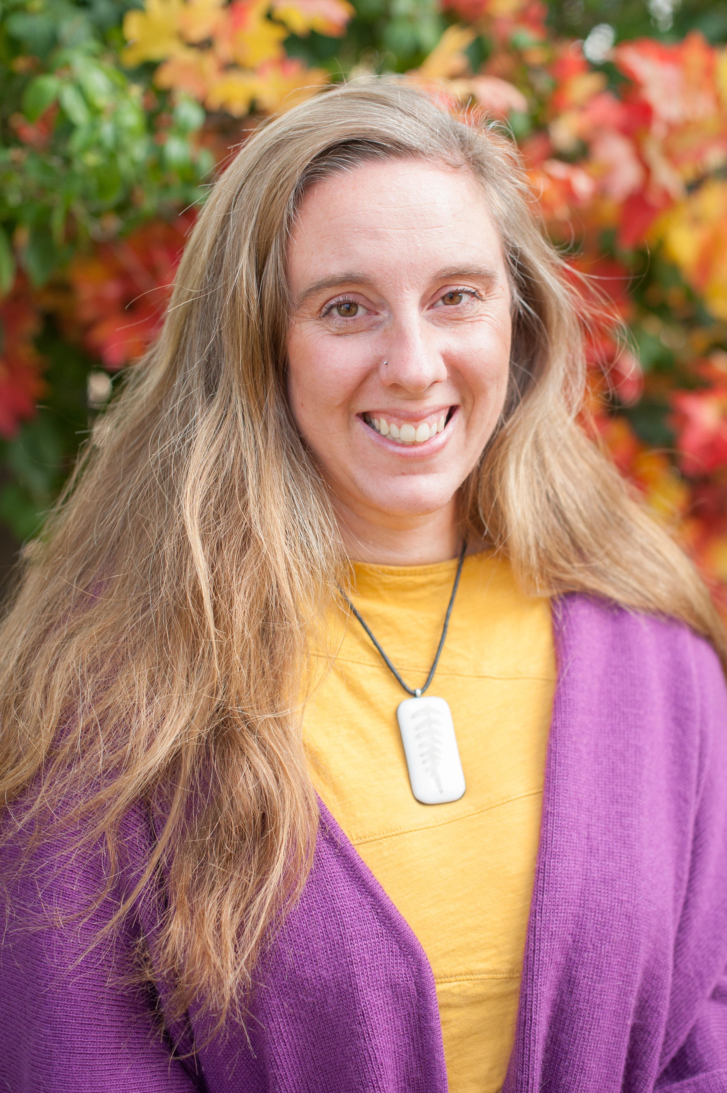 Amber Zimmerman - instructor/Artist