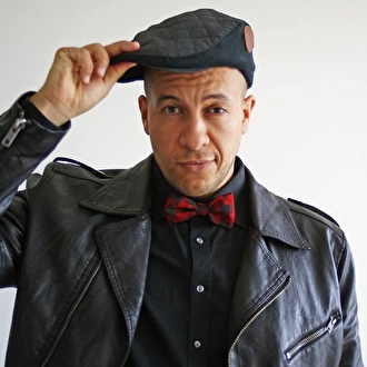 Khalid Ouaziz - Presentator