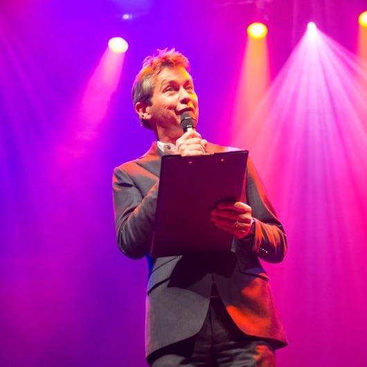 Gregor Bak - Presentator