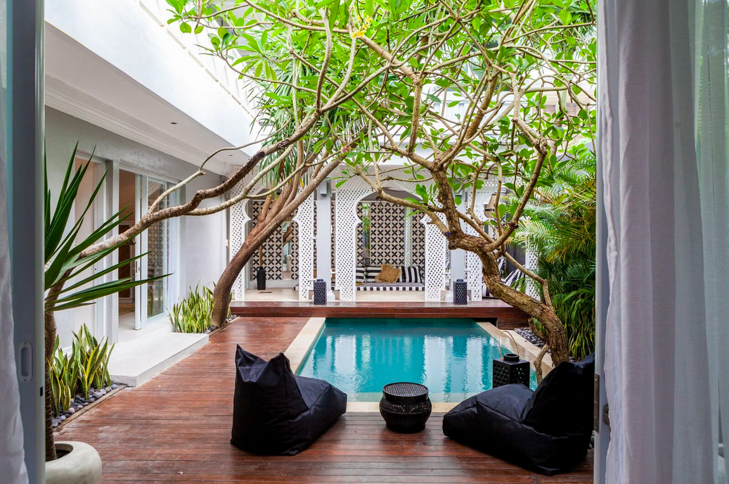 The Palm Tree House Villa Moana Bali My Retreat Venues