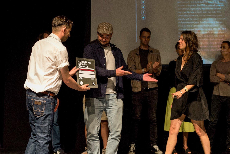 Eerste Award -