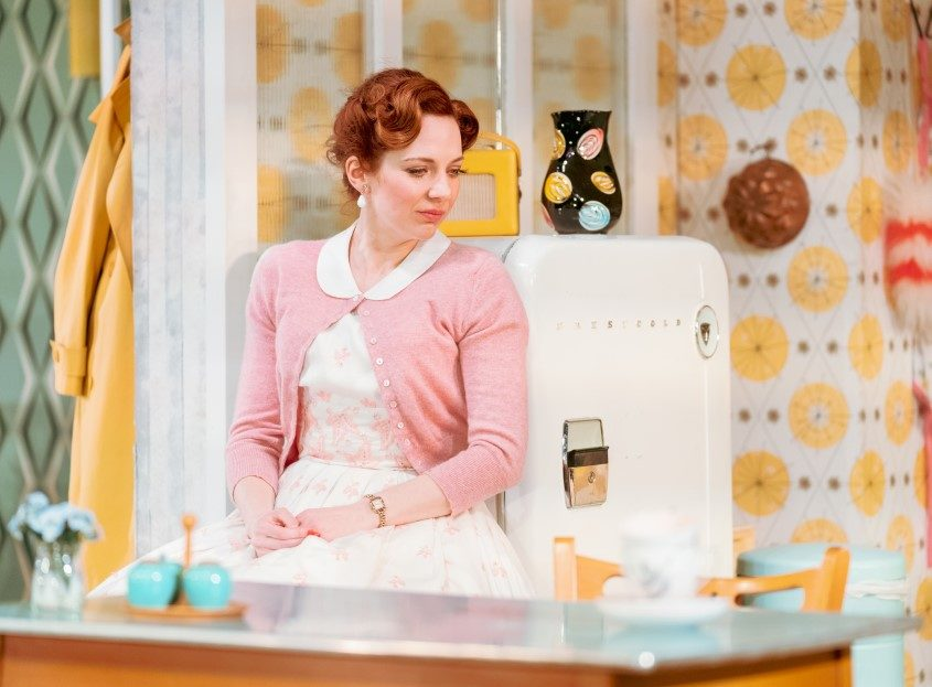 Katherine Parkinson in  Home, I'm Darling .