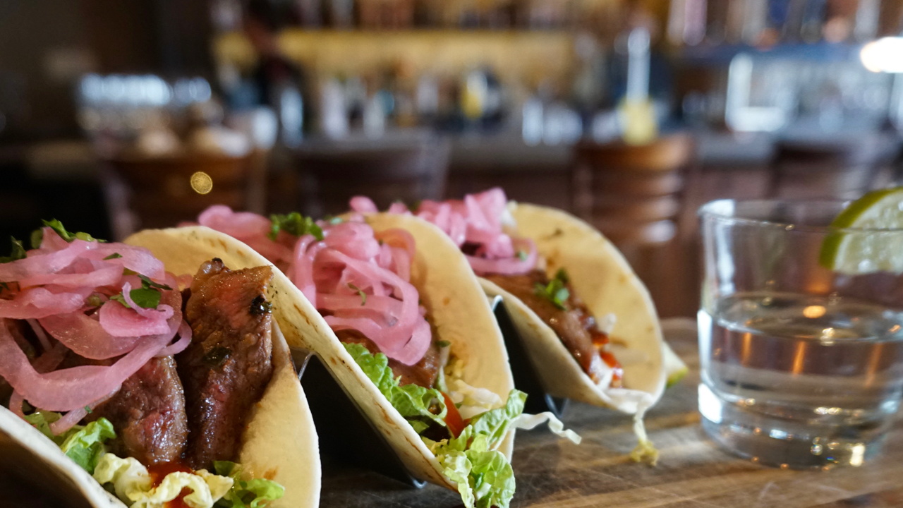 Tuesday's - Taco's and tequilafor days….