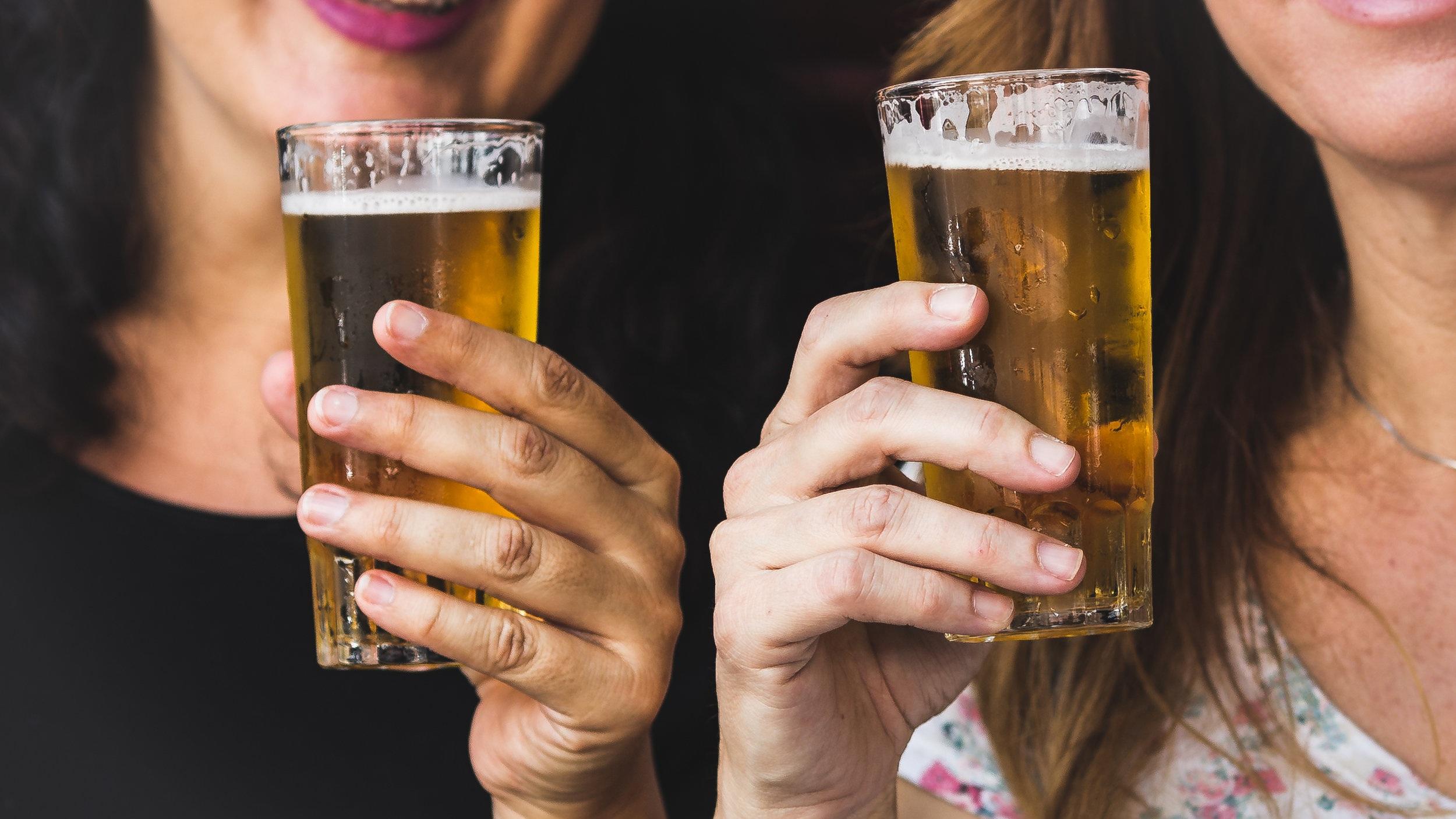 thursday's - Shellfish & Wit Beer