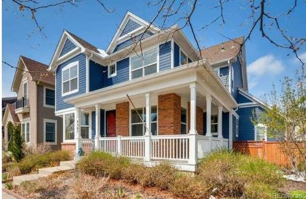 FOR SALE! Take a tour today, of 8567 East 25th Place, Denver CO 80238. $765,000, 5 Bed 4 Bath 3312 square feet. Don't miss this gorgeous home in the heart of Stapleton. @reinventteam