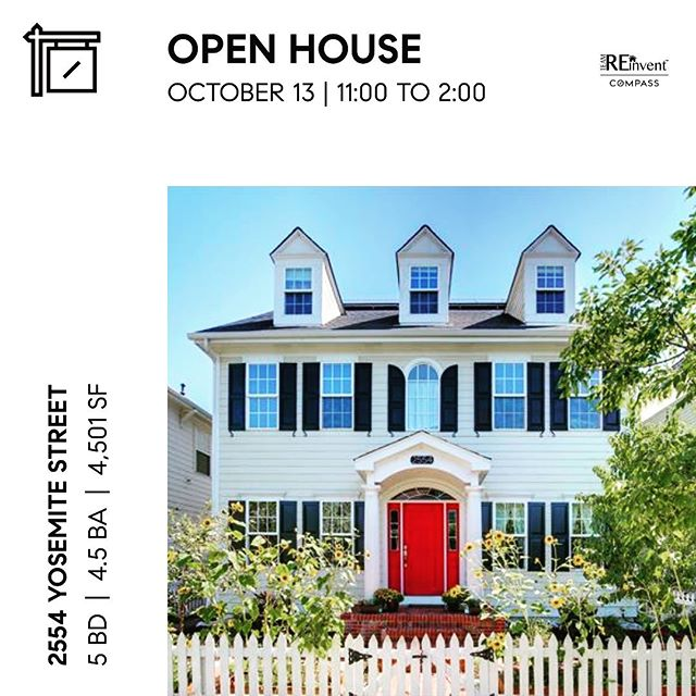 Come check out this beautiful home before the Broncos game on Sunday! Hope to see you there!  #openhouse #thegreat80238 #teamreinvent #parkwoodhomes #thesouthend #stapleton #compassrealestate