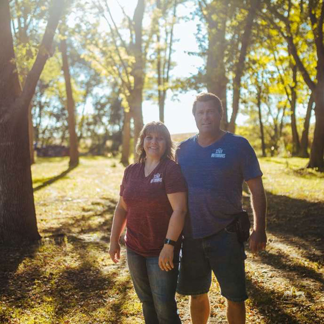 Sarah & Mike Jirak, Stay Outdoors Adventures