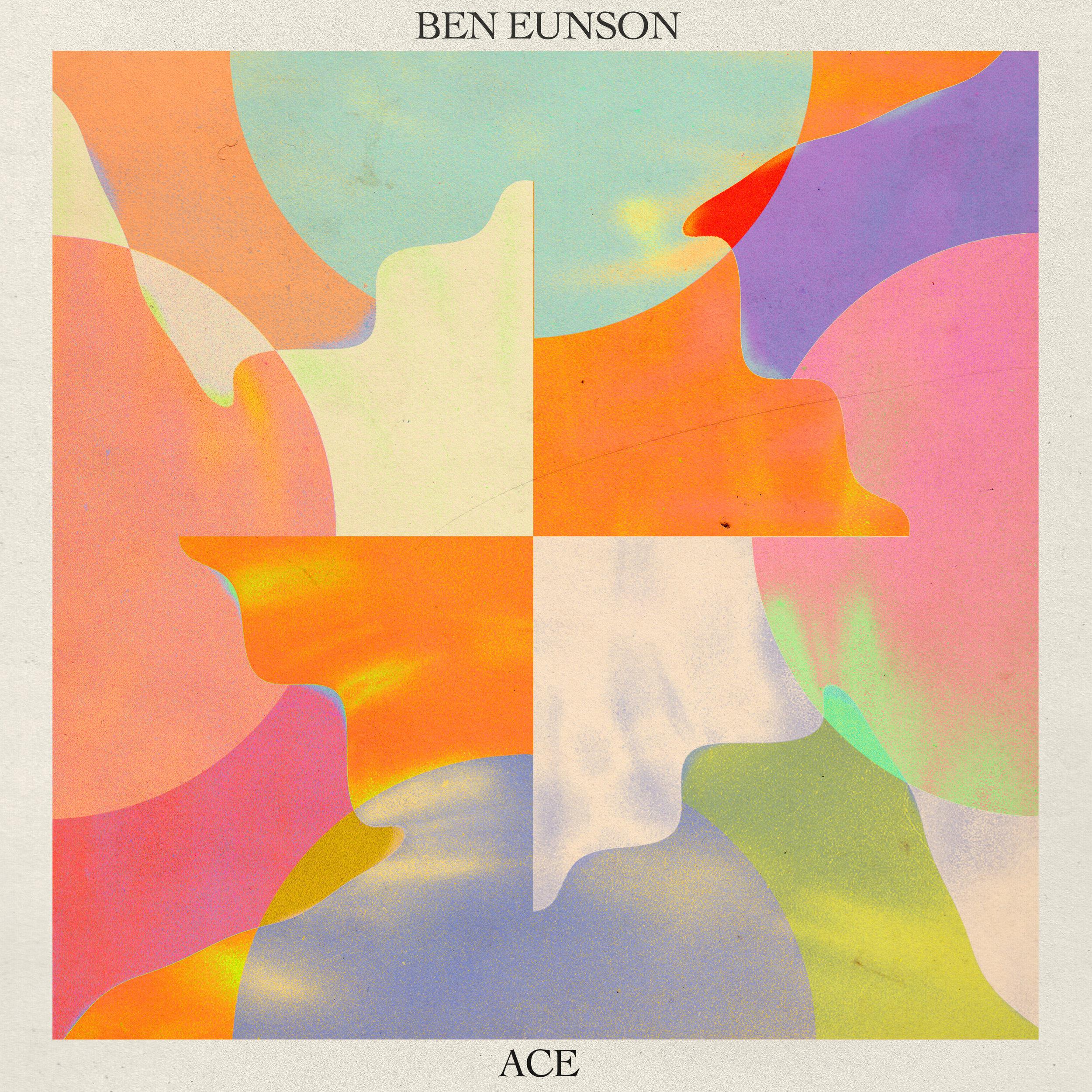 """Copy of """"ACE"""" Debut Album by Ben Eunson"""