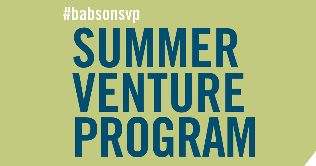 Summer Venture Program Profile
