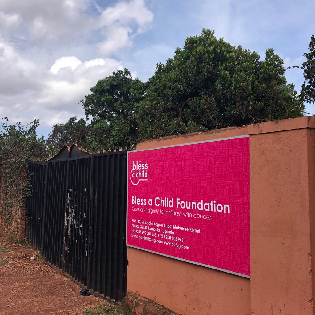 Das Hostel für krebskranke Kinder
