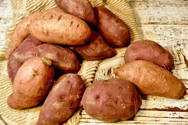 Sweet Potatoes (Copy)