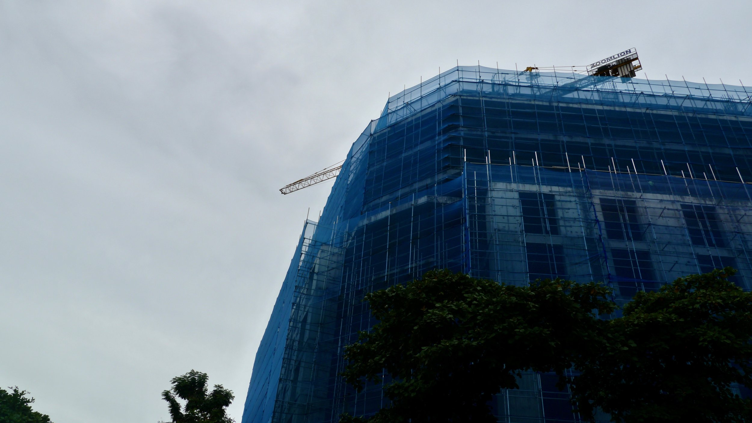 Peri-Urban Construction 01, Hanoi