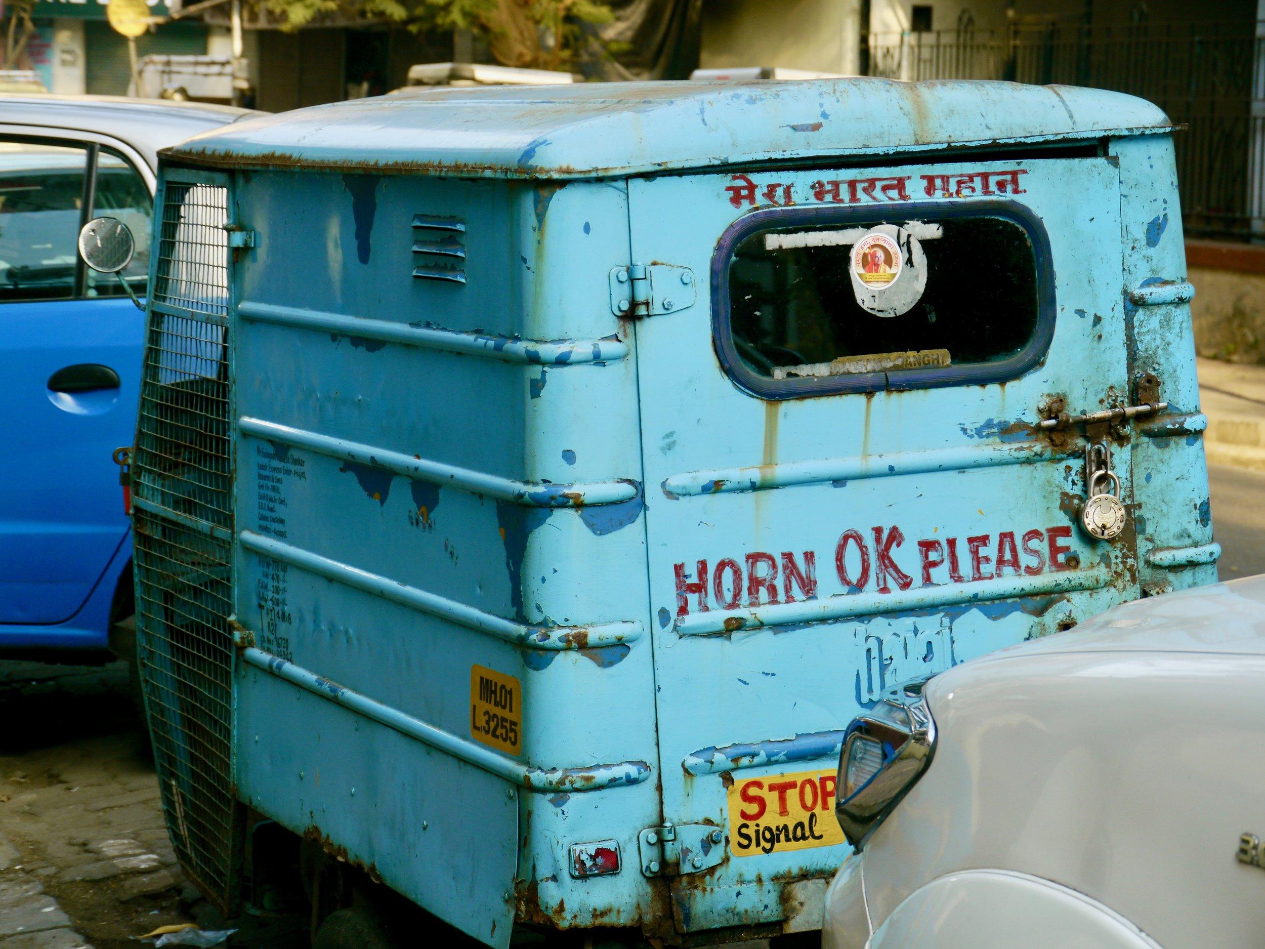 'Industrial Tuk Tuk', Mumbai