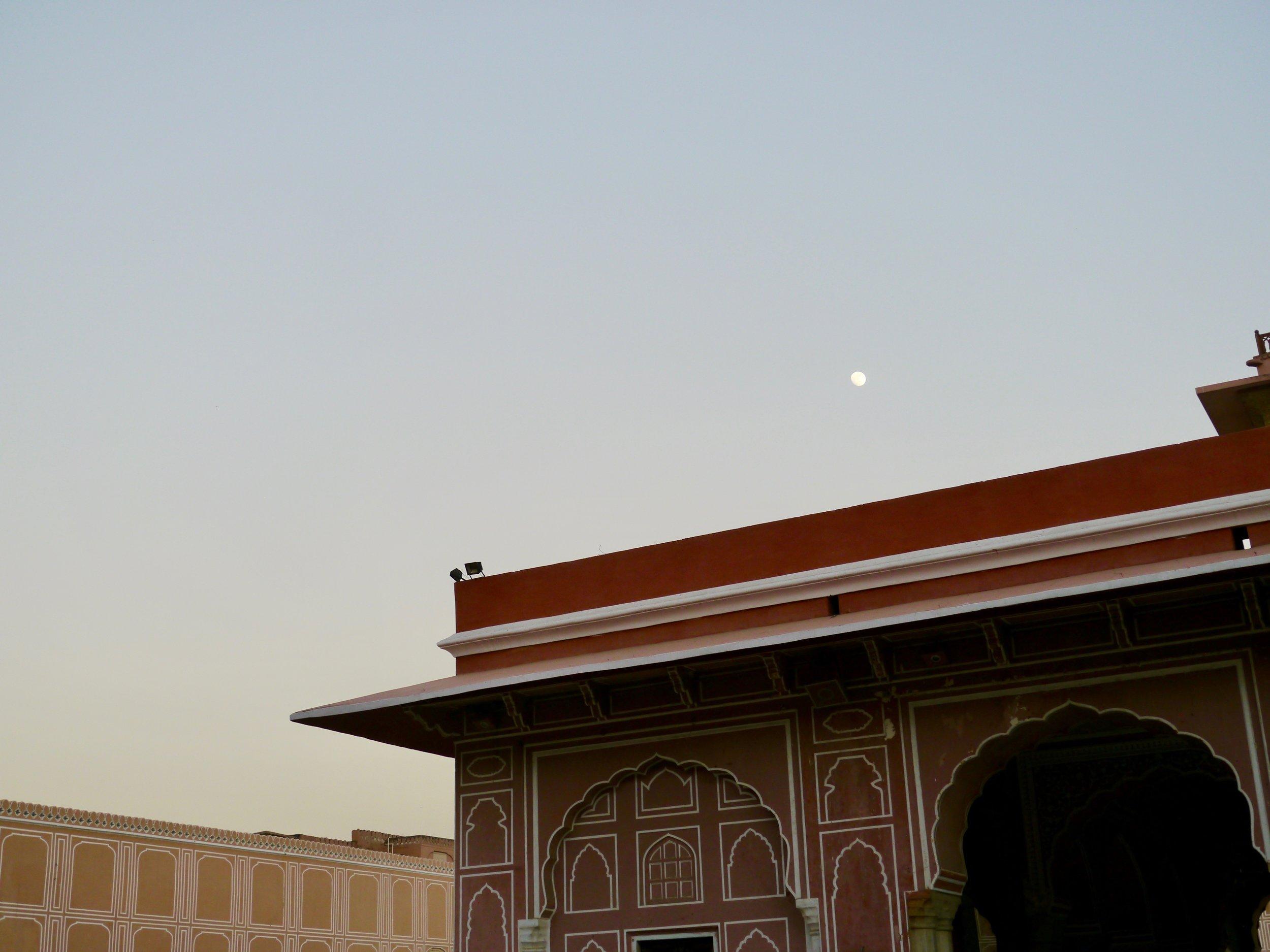 'Pink Palace', Jaipur