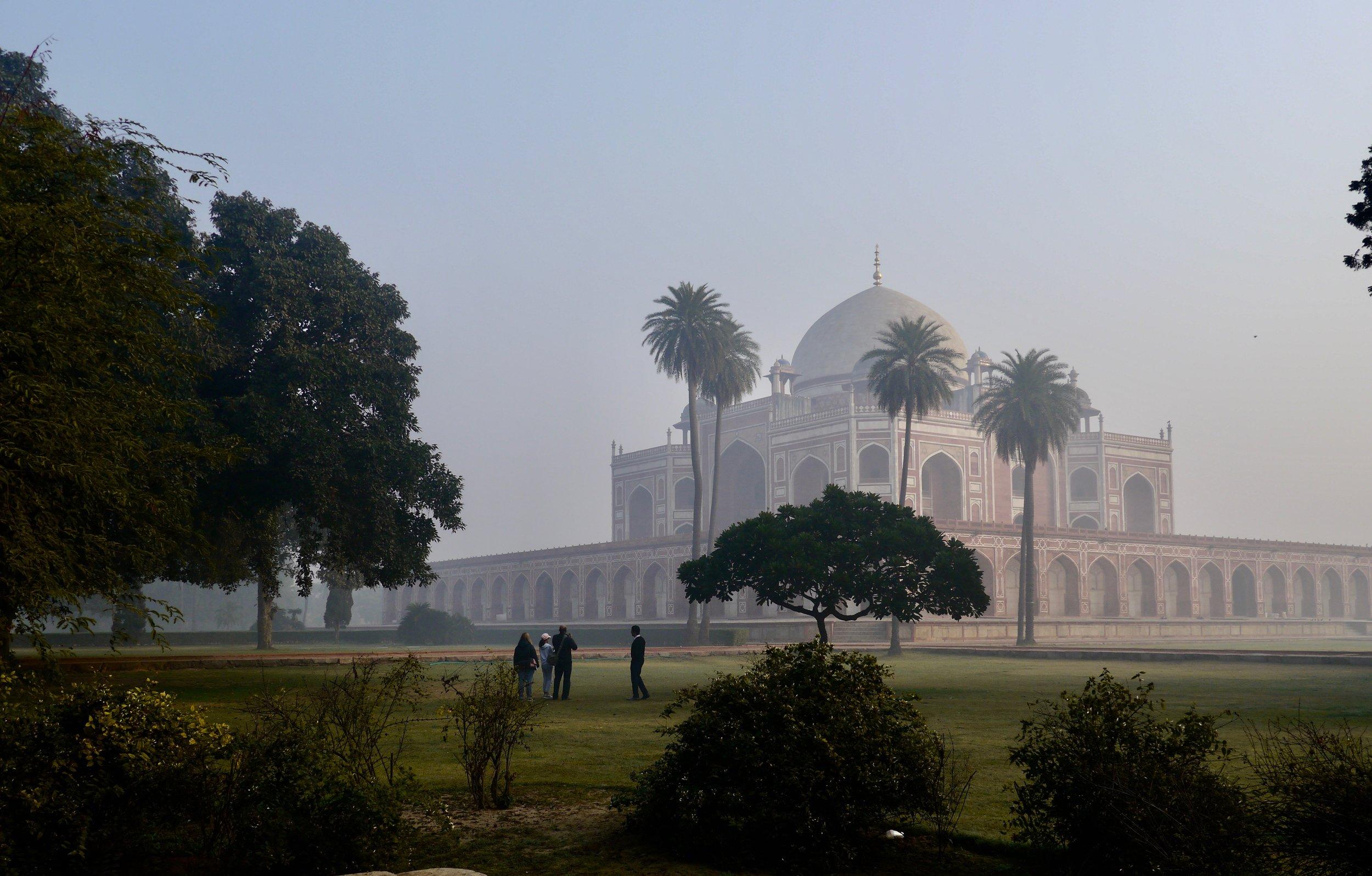 'Humayun's Tomb', Delhi