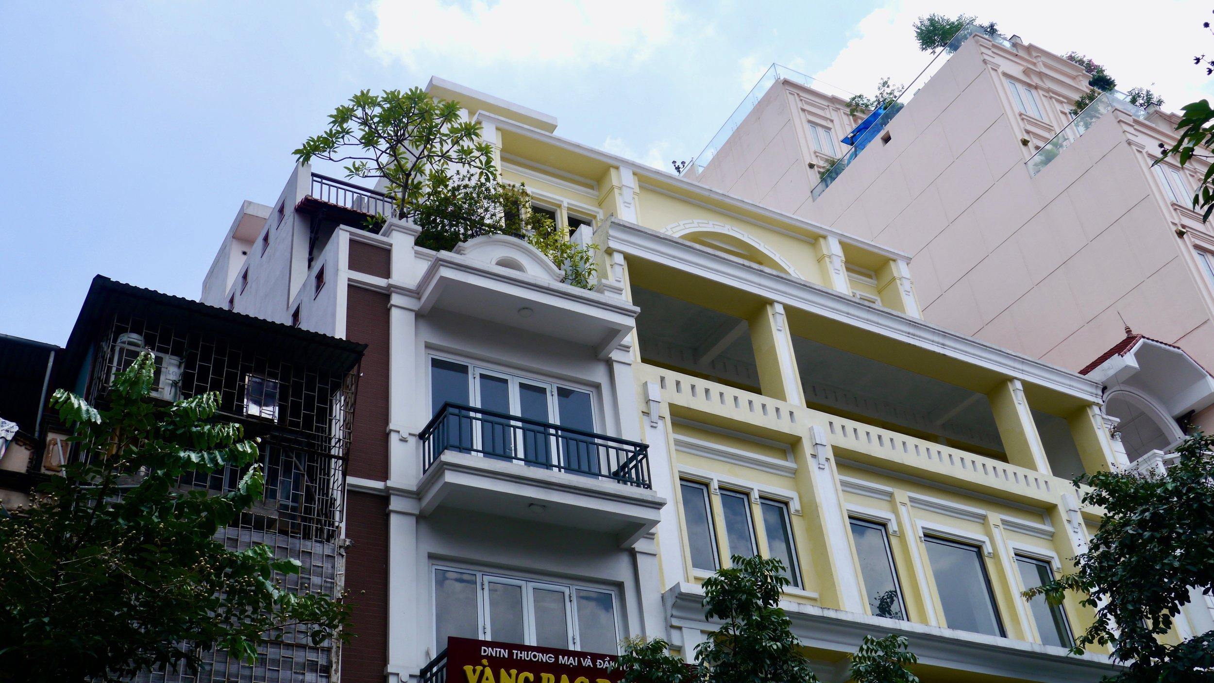 New Housing around Hoan Kiem Lake, Hanoi