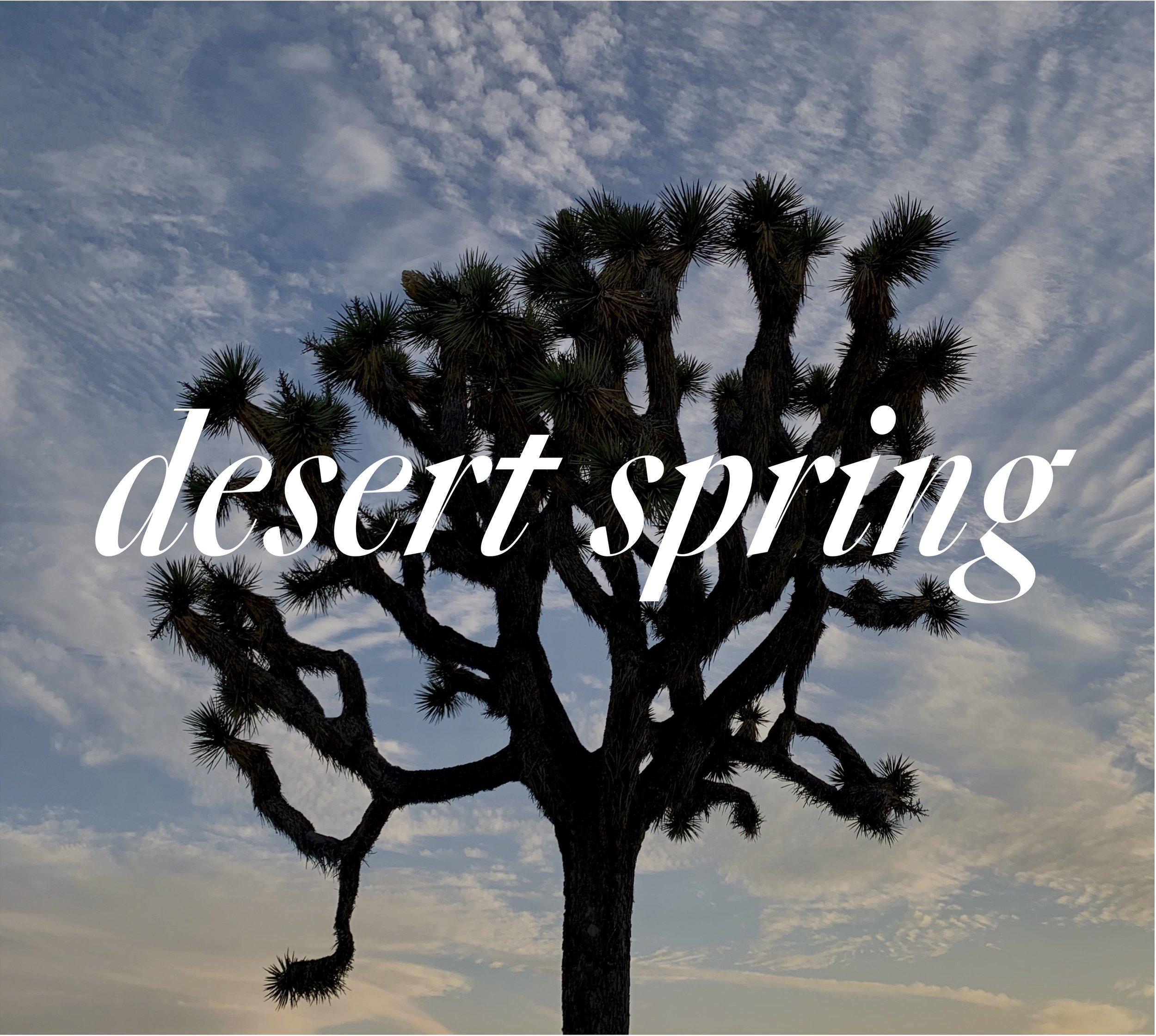 Nicole Polletta Studio Soundtrack Spotify Playlist Music desert spring