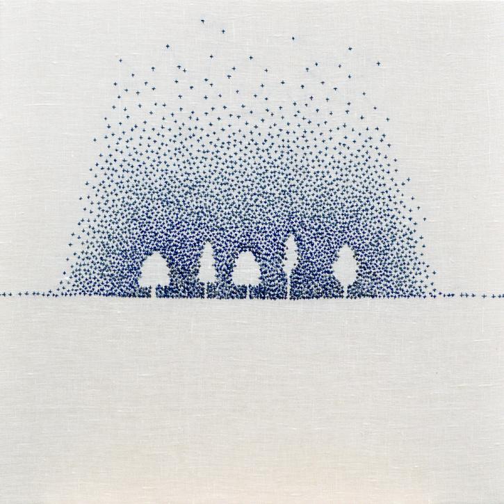 94 Days (Abend)  by Bonnie Sennott