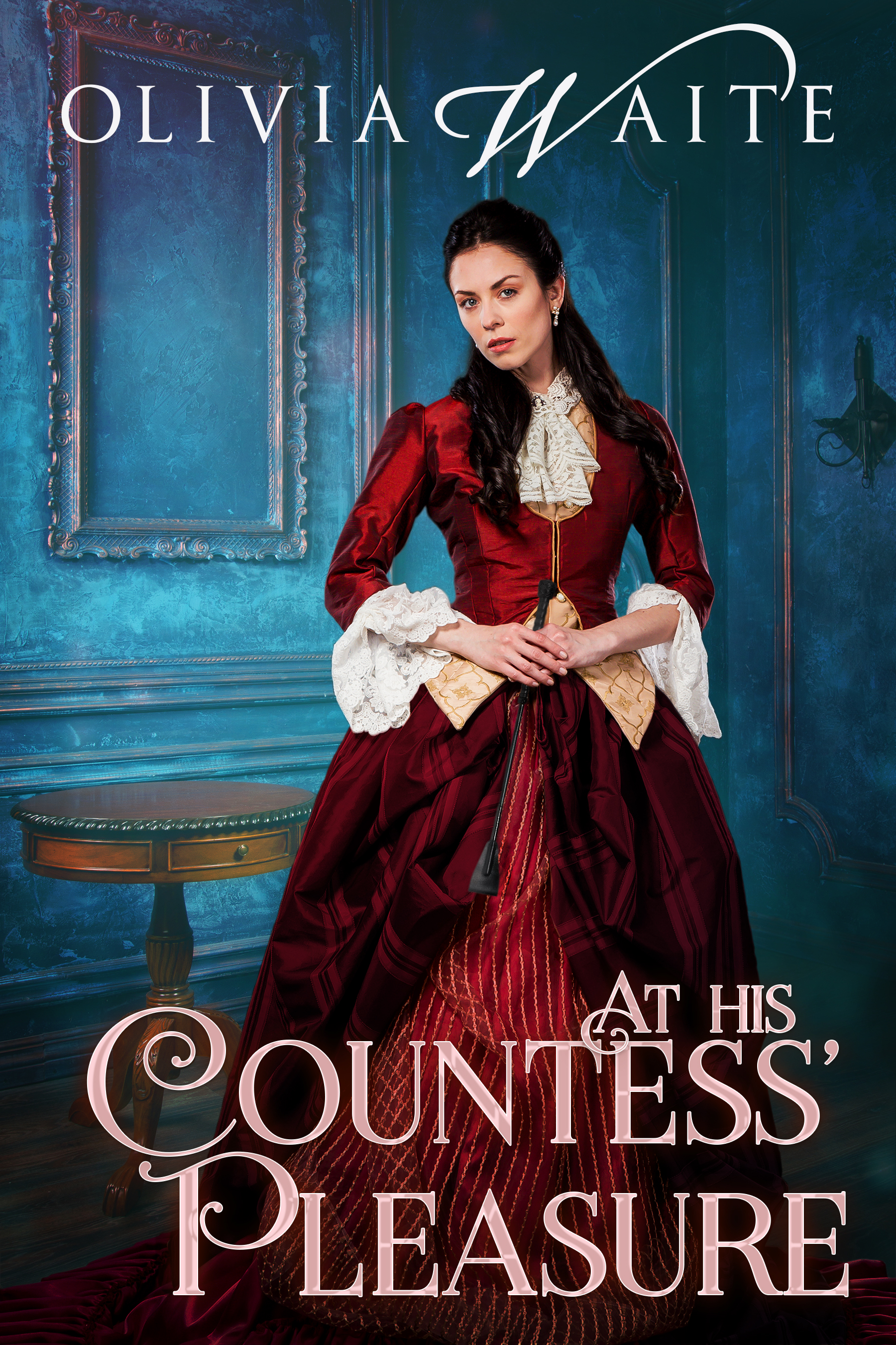 At His Countess' Pleasure - Anne Pym and Simon Rushmore are still reeling from the scandalous marriage of Anne's cousin to Simon's brother. But Simon's position as Earl of Underwood has shielded him from the harshest criticisms. In a bid to repair Anne's family's shattered reputation, Simon proposes a most practical solution—he will make her his countess and they will set about the business of producing an heir. But marriage is a beginning rather than an ending, and scandal has a long life. Old hurts and new family crises threaten their burgeoning passion, even as Simon finds himself more and more eager to submit to his strong-willed wife's every carnal command. When Anne's bitterest secret emerges, destroying their hopes for the future, Simon must learn whether he can offer his wife enough to bring Anne a lifetime of happiness—and just how completely he is willing to submit.