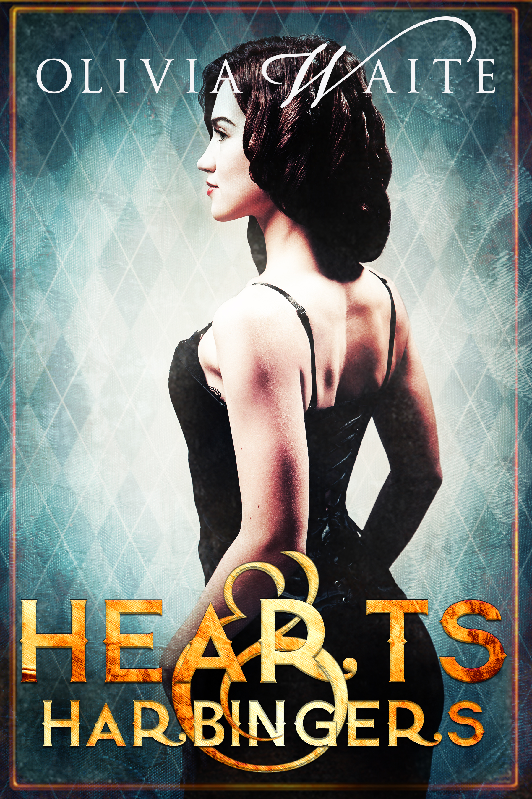 Hearts and Harbingers - On the very outskirts of polite society, Millicent Harbinger has always found a way to cover the gaming debts of her wastrel brother Duncan. His most recent losing streak is bound to ruin them, however, and her brother's solution is to arrange for Mill to marry the odious Lord Wart. In desperation, Mill decides to sell her virtue at a well-reputed brothel and kill two birds with one stone: she will have enough money to cover the debt, and her status as a fallen woman will dissuade Lord Wart from claiming her as his bride.Jasper Goldeby, Marquess of Holder, takes one look at Mill's piercing green eyes and purchases her favors at double the asking price—a fortune that could support the Harbingers for life. The night Mill and Jasper share astonishes and transforms them both…and Jasper quickly realizes one night could never be enough.