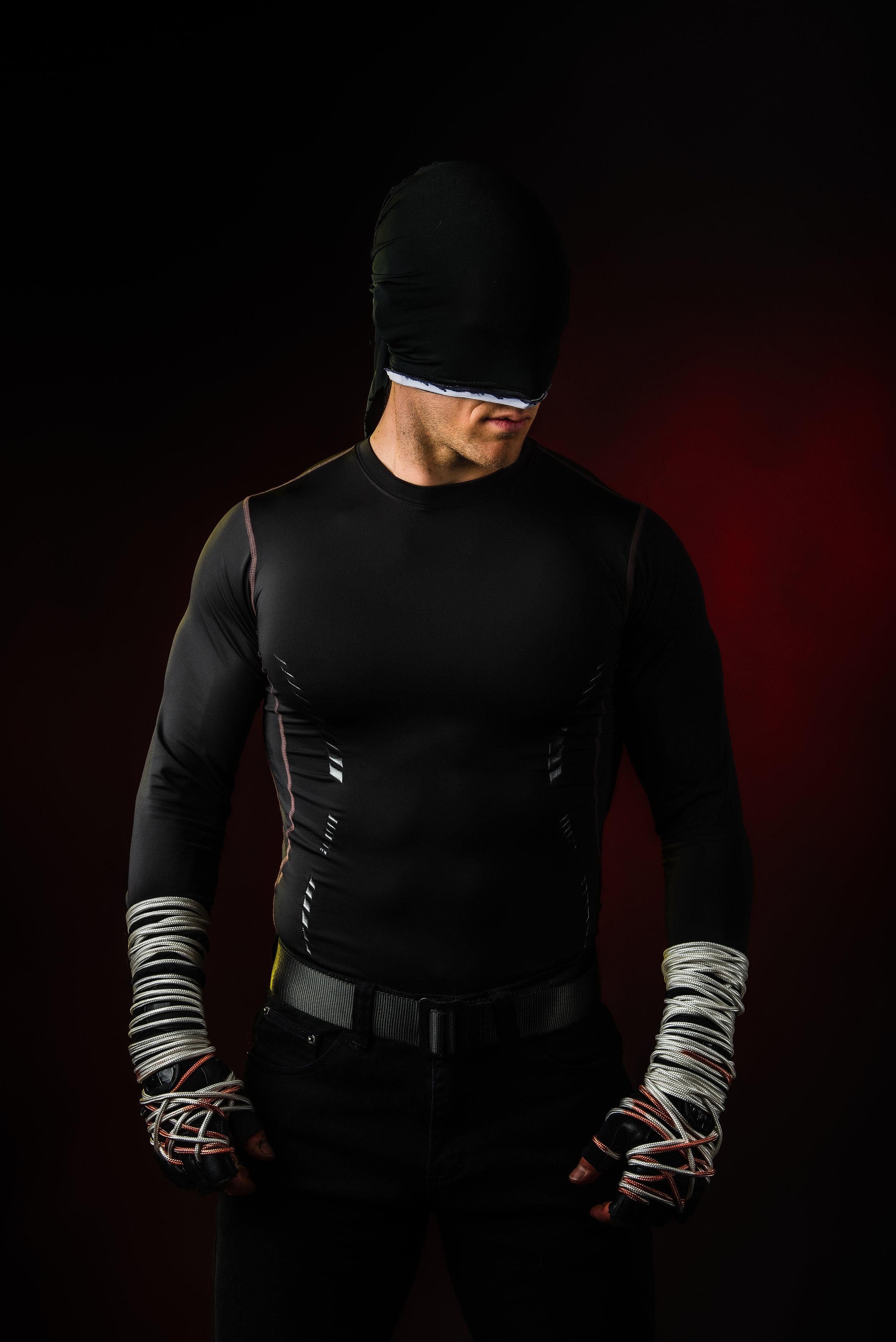 Vigilante Daredevil (Netflix version)