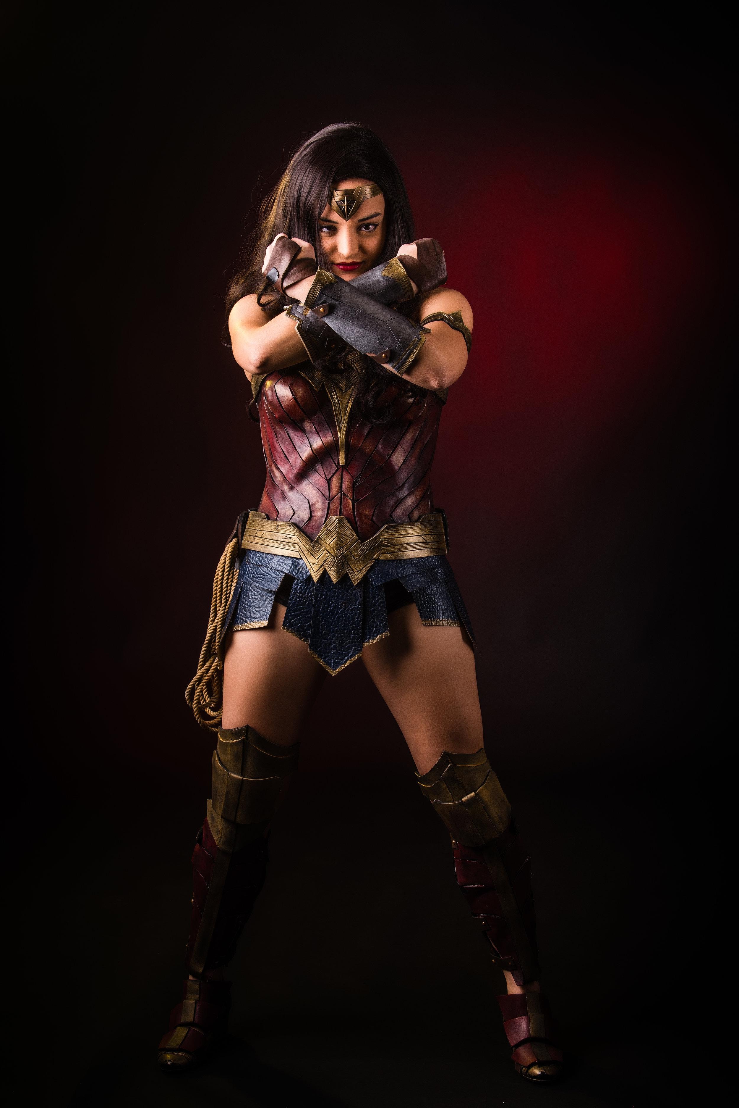 Wonder Woman (Gadot)