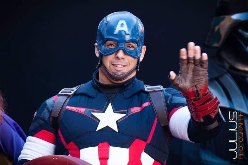 Captain America (Original Avenger)