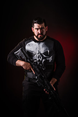 Frank Castle-The Punisher