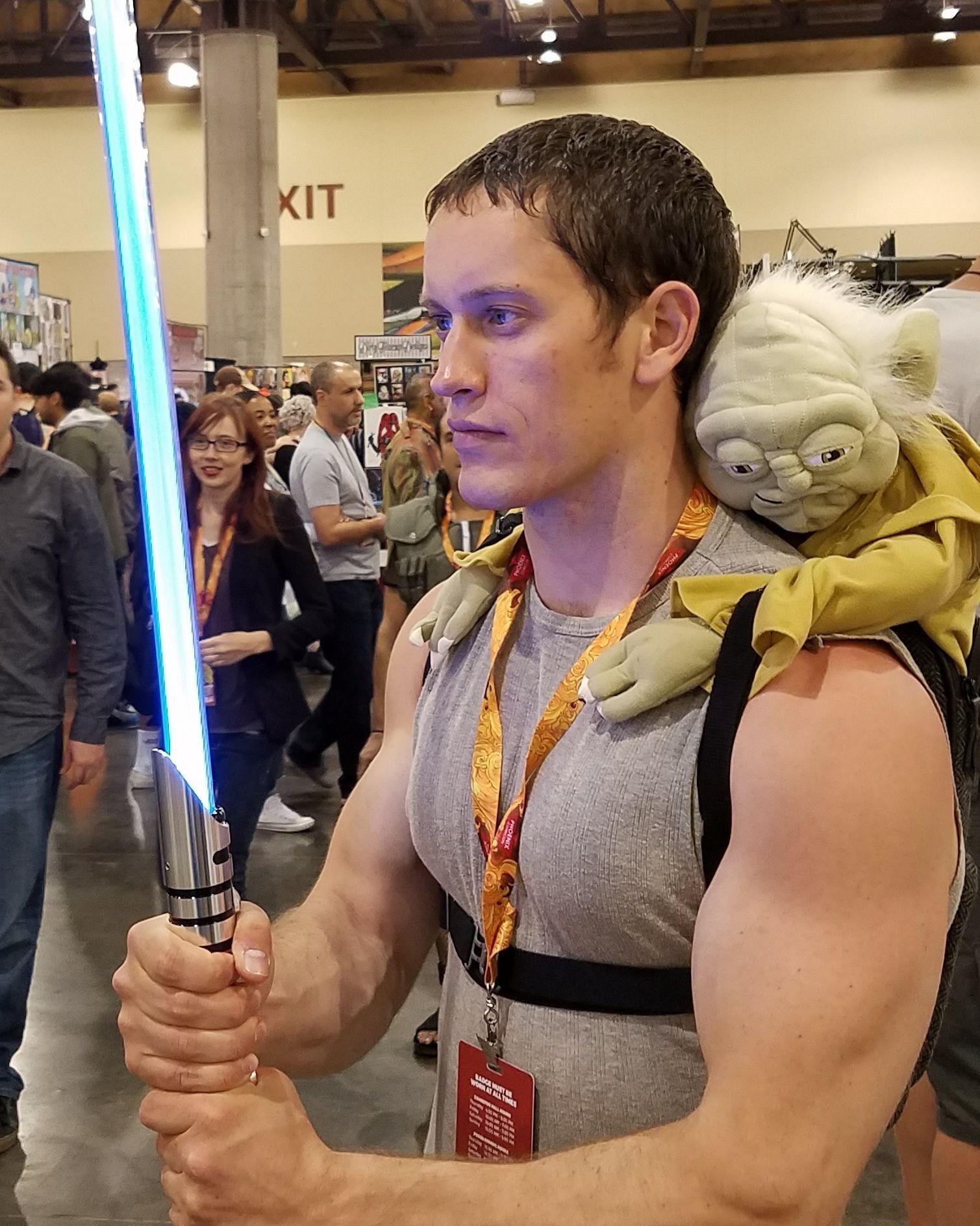 Luke Skywalker-Empire Strikes Back