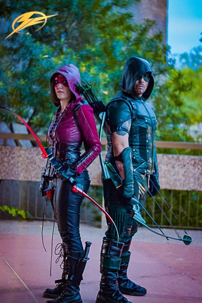 Green Arrow and Speedy