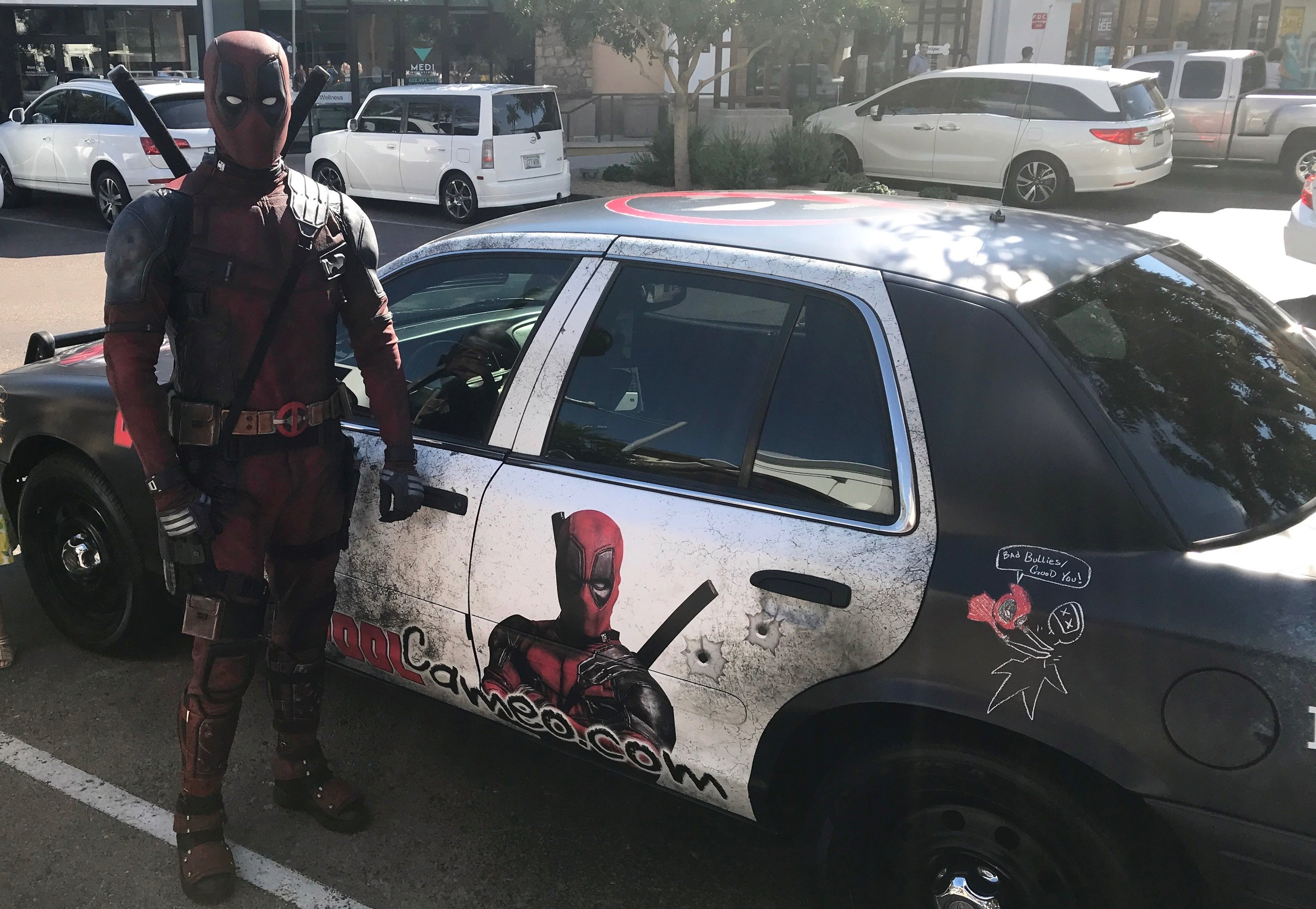 Mr. Pool's Ride
