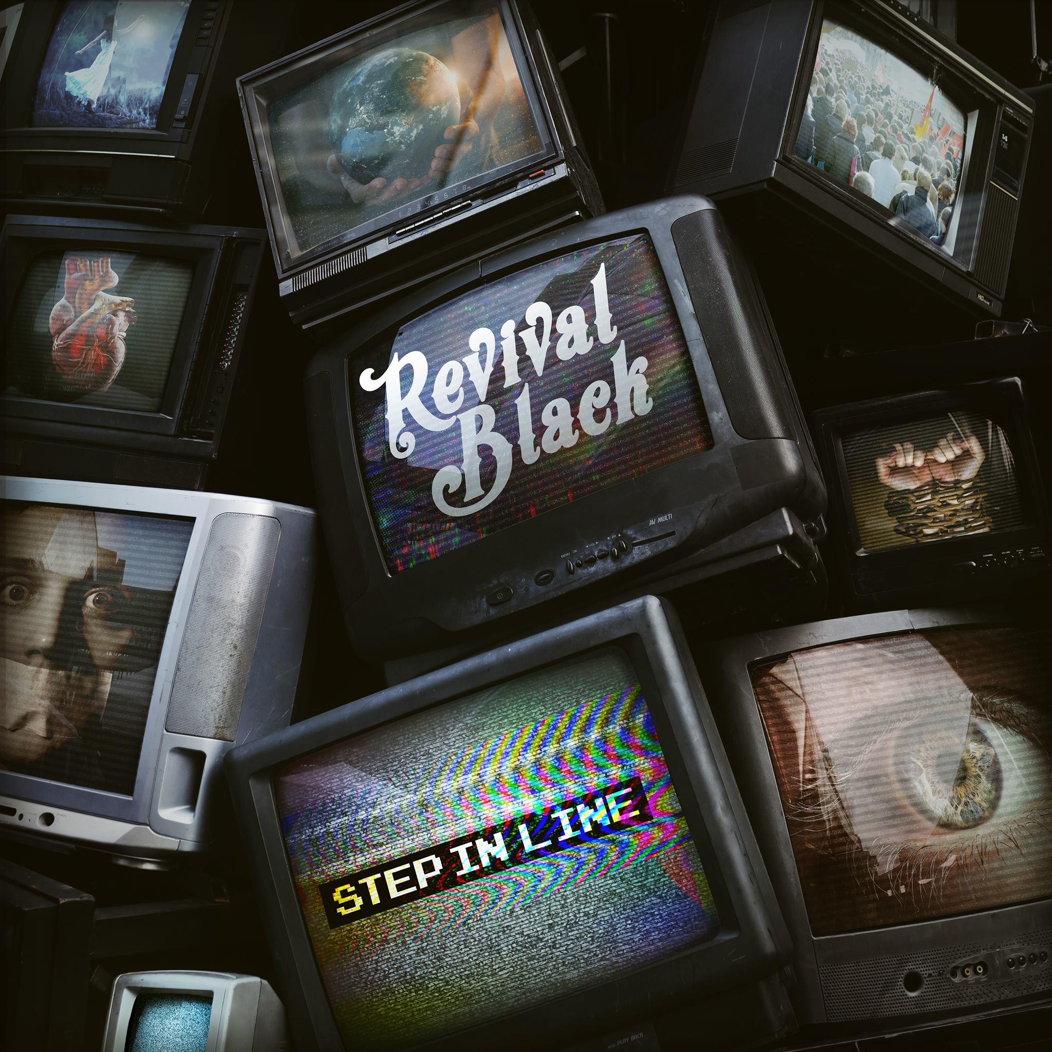 Revival Black - Step In Line - Album Artwork.jpg