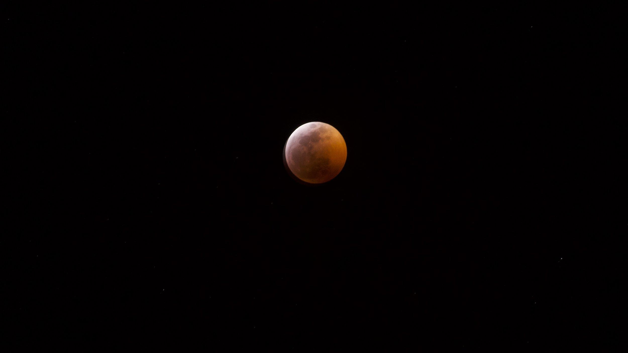 Recent Lunar Eclipse - January 2019