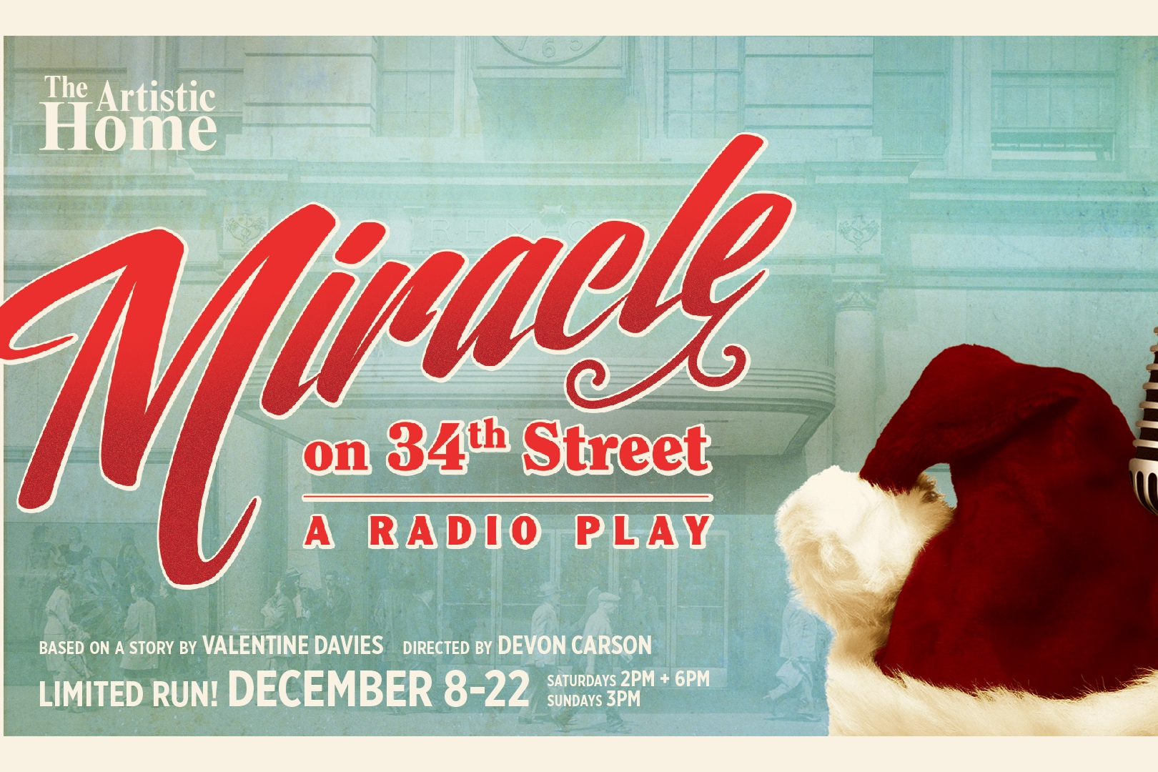 Miracle On 34th Street: A Radio Play -