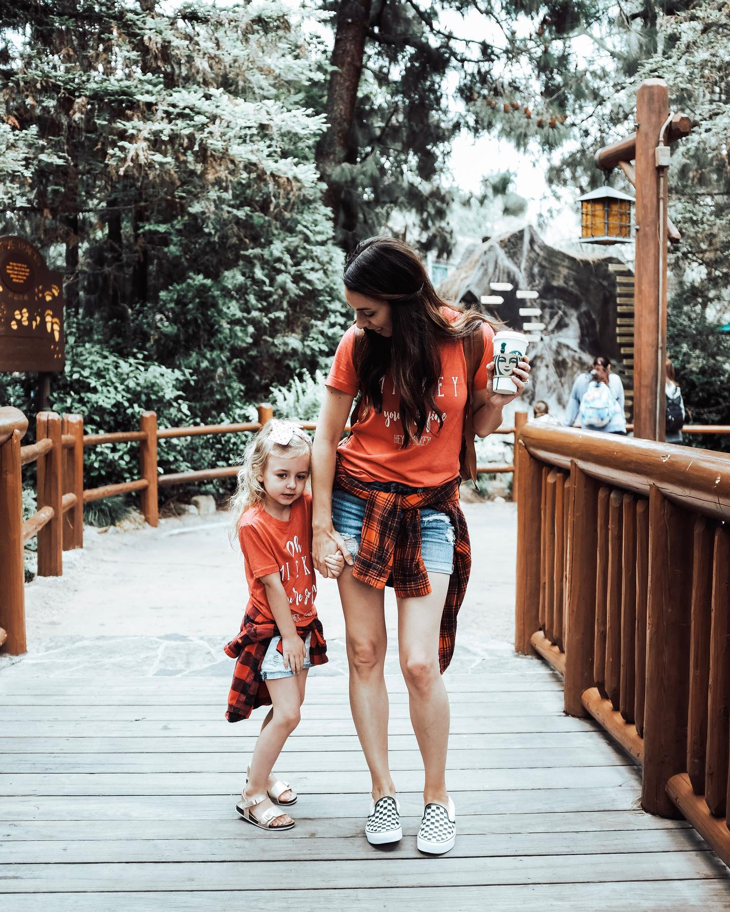 Mommy and Me Disney Outfits