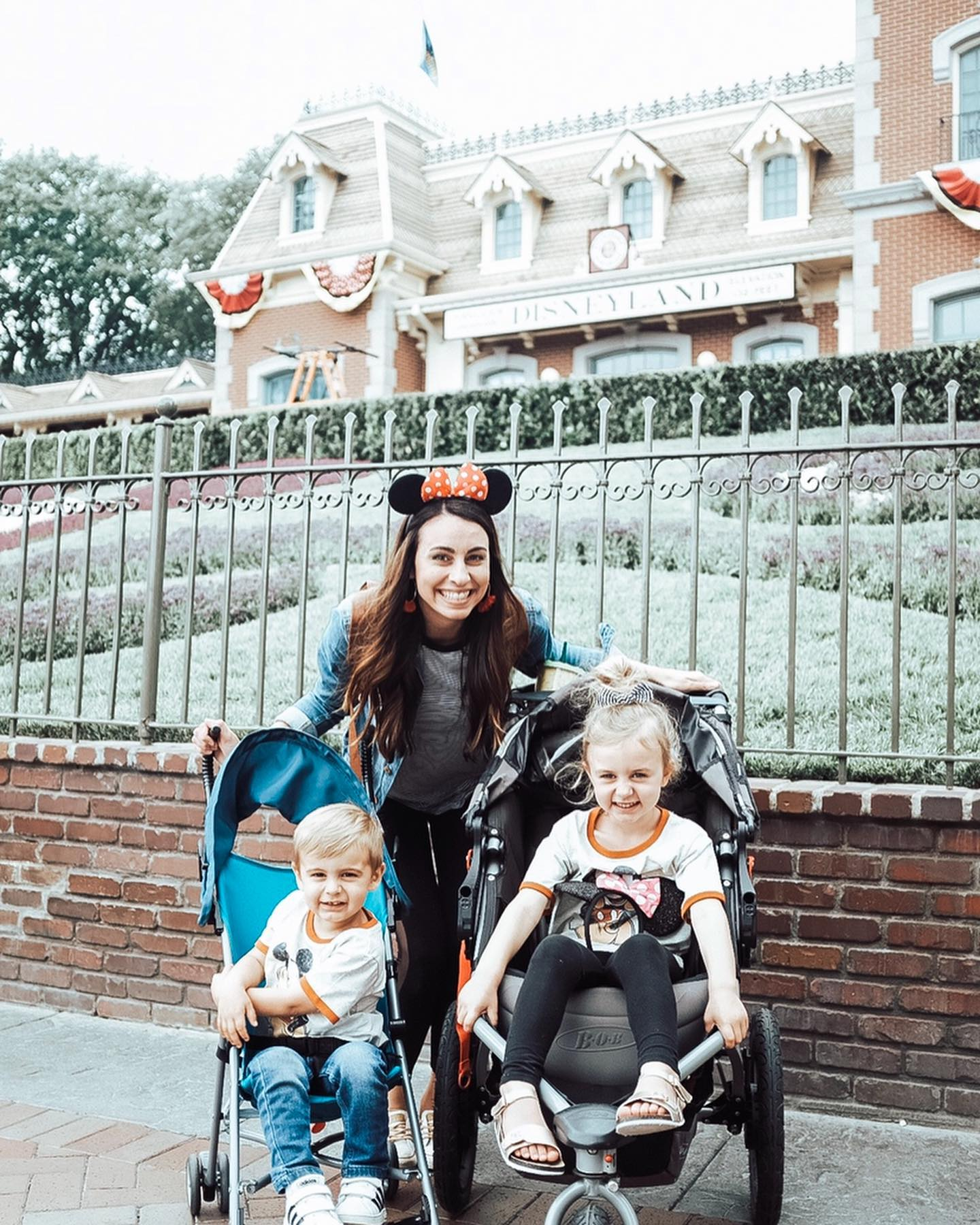 Doing Disney with Kids