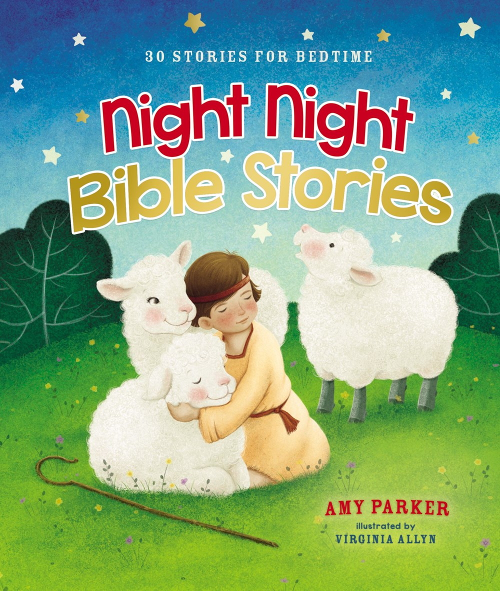 Favorite Kids Bible Stories