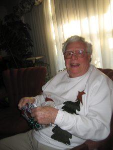 Father 2008 Christmas