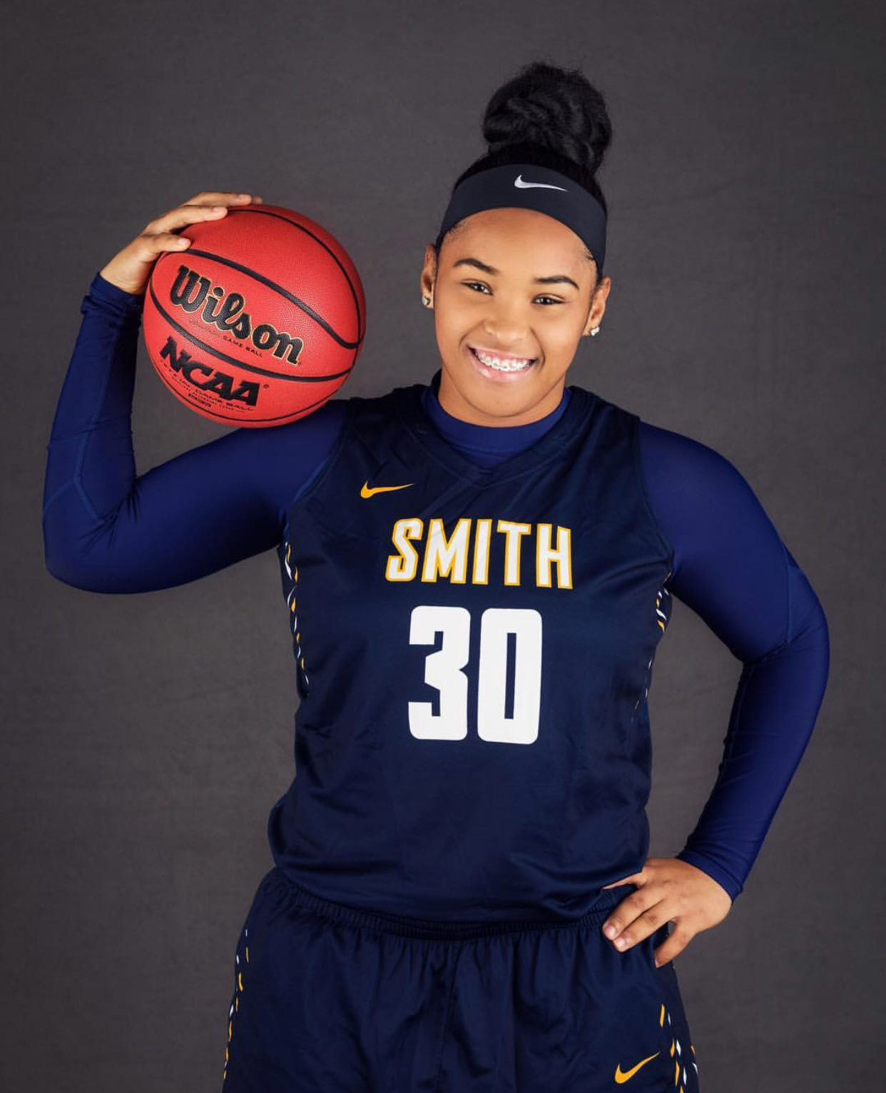 I know that you're involved in the Sports Committee for Inclusion and Diversity at Smith. Can you tell me about your experience with that and how that functioned to help you through your experience at Smith? -