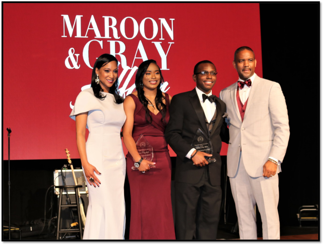 Maroon & Gray Annual Affair - Texas Southern University will host its 3rd Annual Maroon & Gray Affair at the Marriott Marquis in downtown Houston. The purpose of this event is to partner with the community in a fundraising effort that will provide scholarships for deserving students. An enchanting night of fashion, music, and culture.