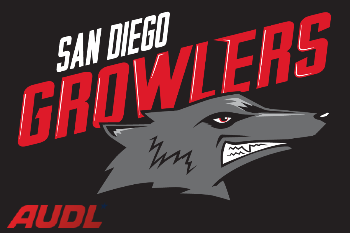 San Diego Growlers on AUDL.tv