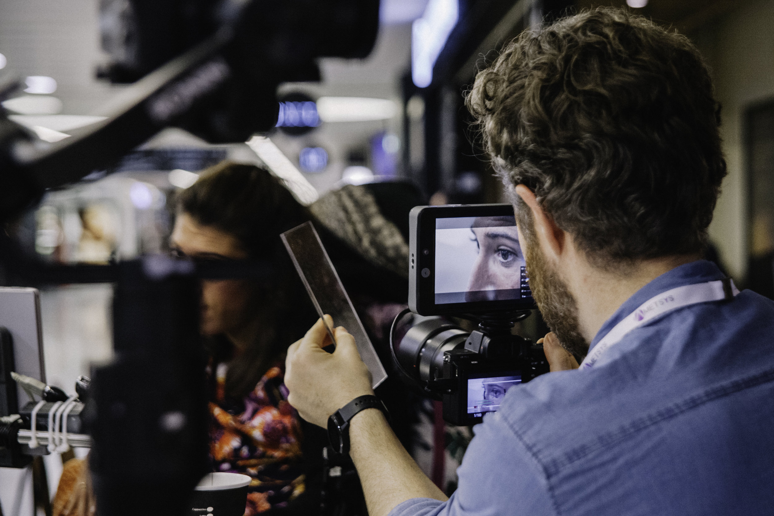 VIDEO PRODUCTION - Full pre-production, production and post production support