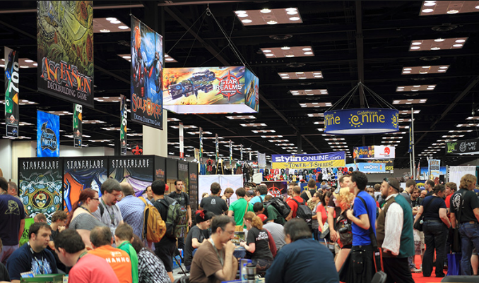 Join Us @ Gen Con - Join the DISPEL team at Gen Con, from 1st-4th August 2019, for the largest gathering of tabletop gamers in North America.