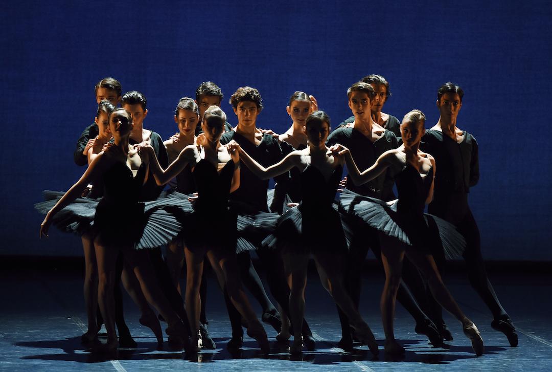 TänzerInnen des Bayerischen Junior Balletts München ©Charles Tandy