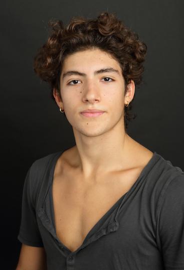 MARTIN NUDO   Geboren in Italien  Ausgebildet an der Academy Teatro della Scala Mailand   Volontär seit September 2017
