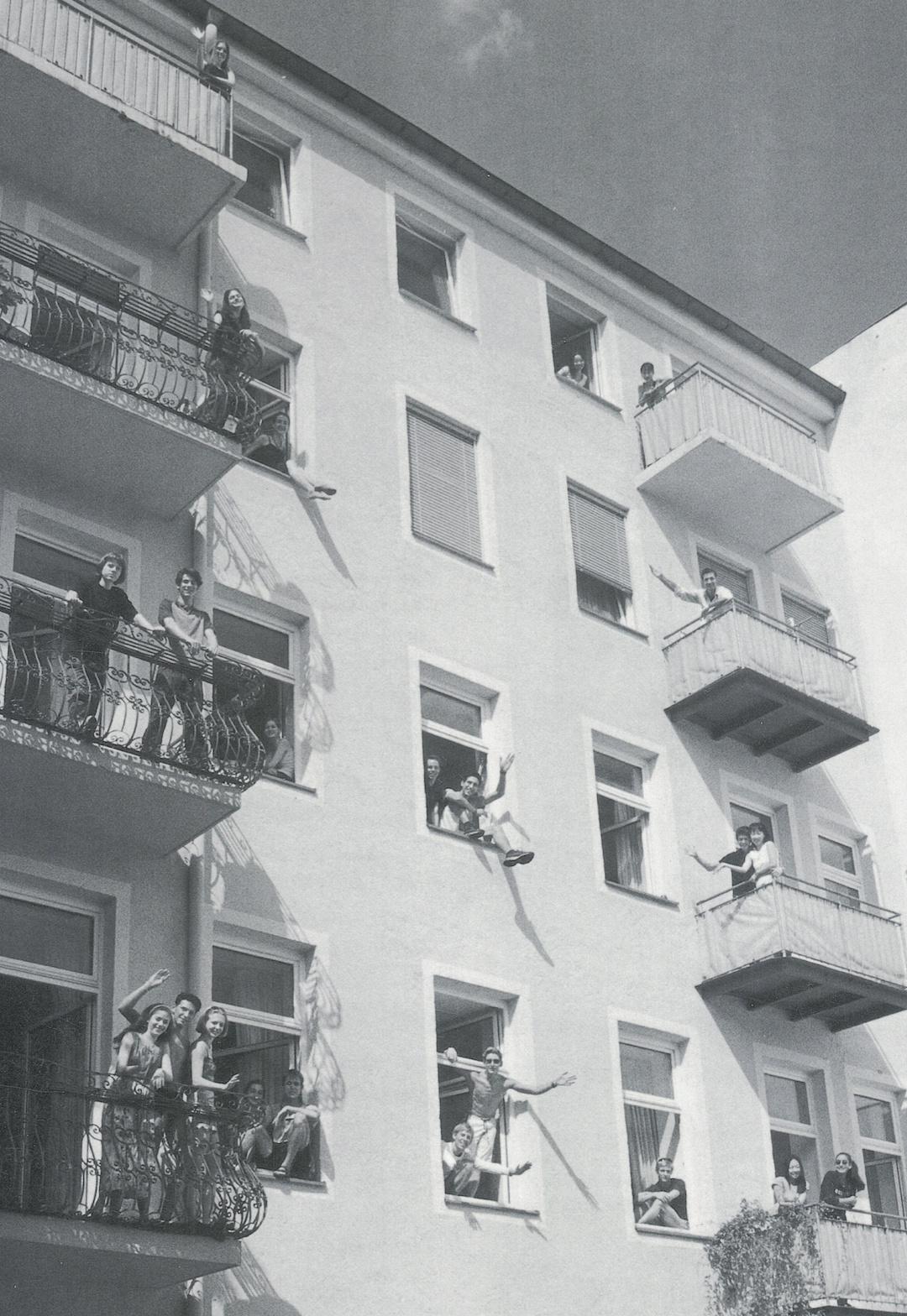 Wohnheim Heinz Bosl Stiftung