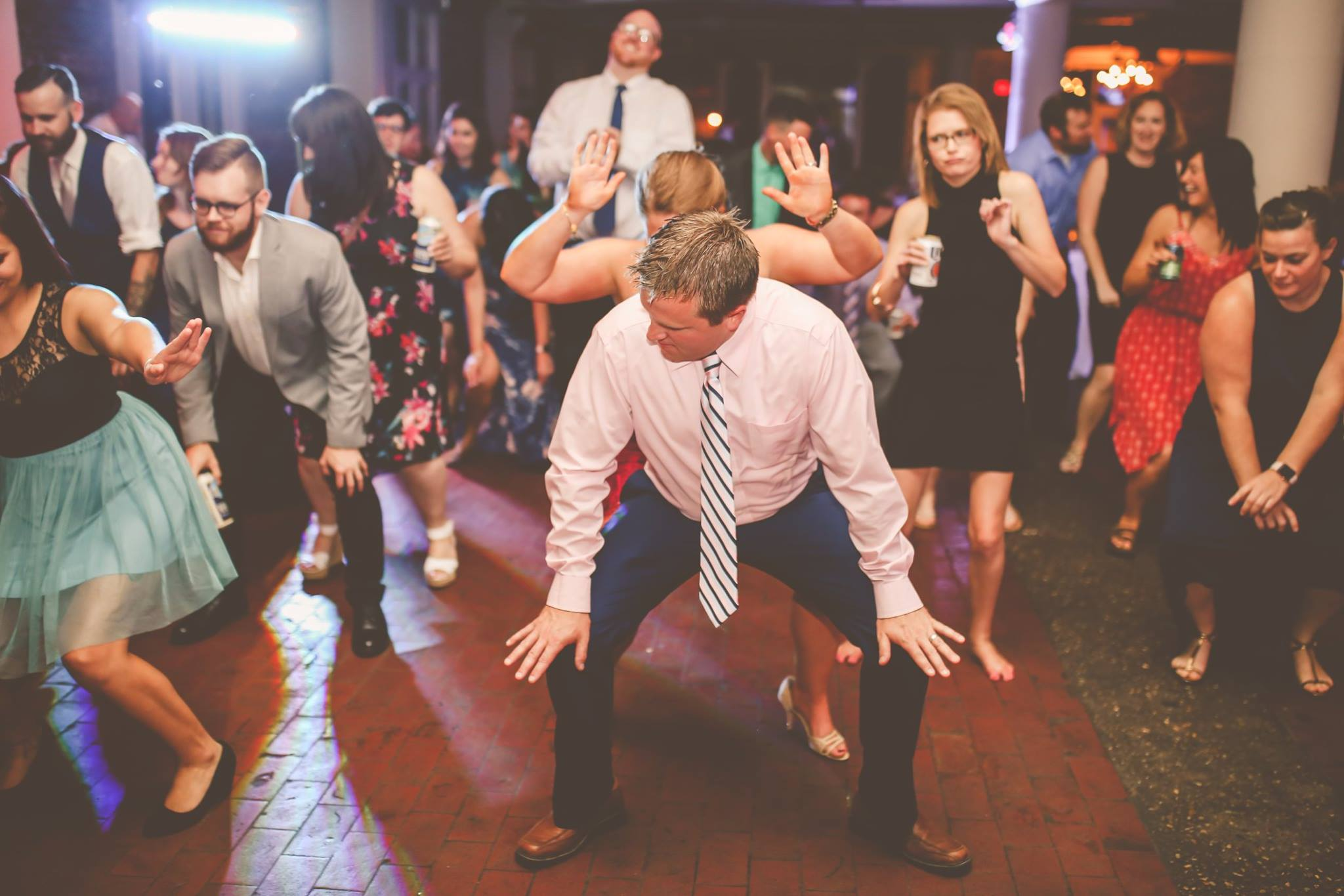 EVERY RECEPTION IS UNIQUE…BUT WE ALL DANCE!